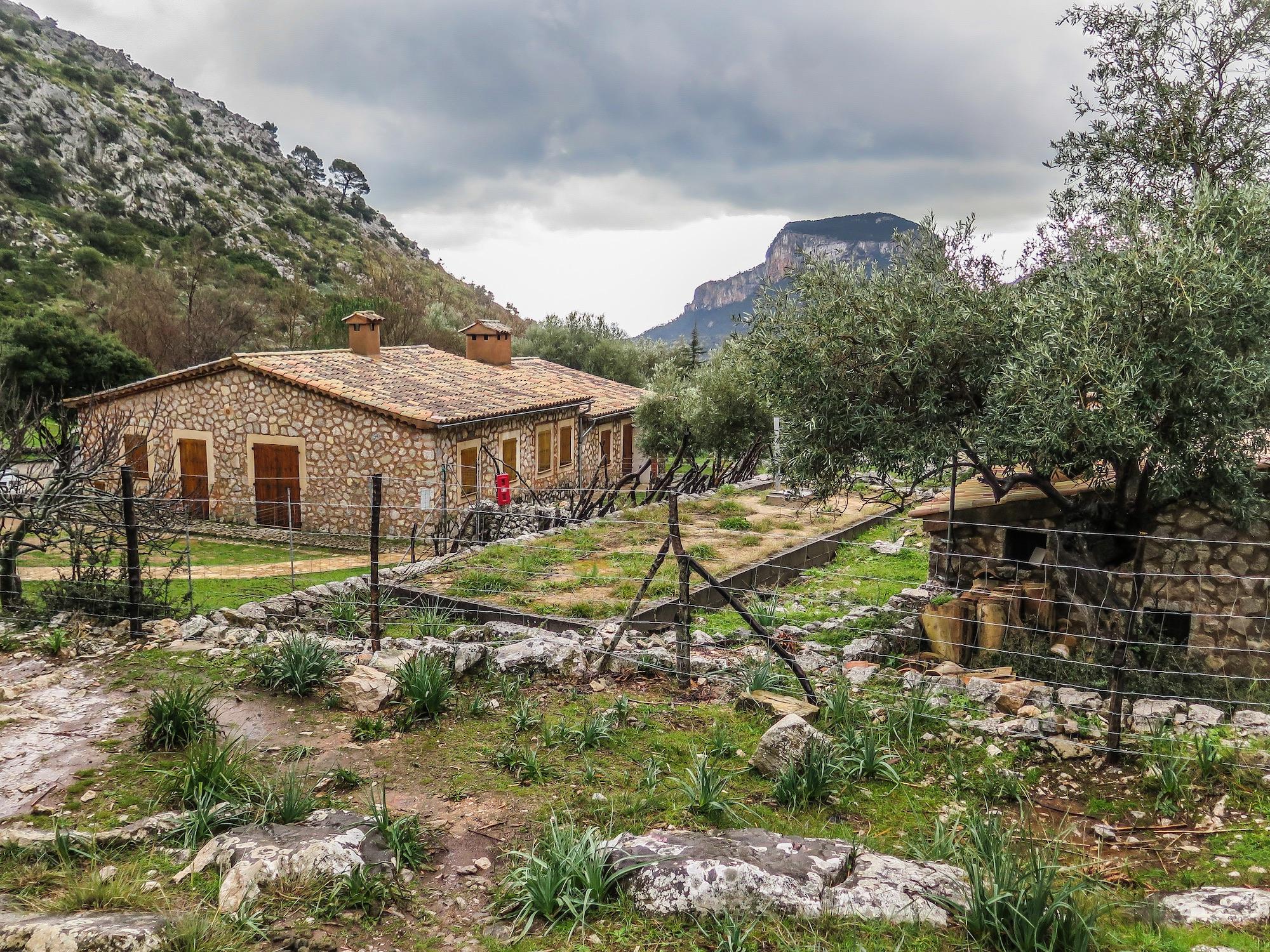 Refugio de Tossals Verds