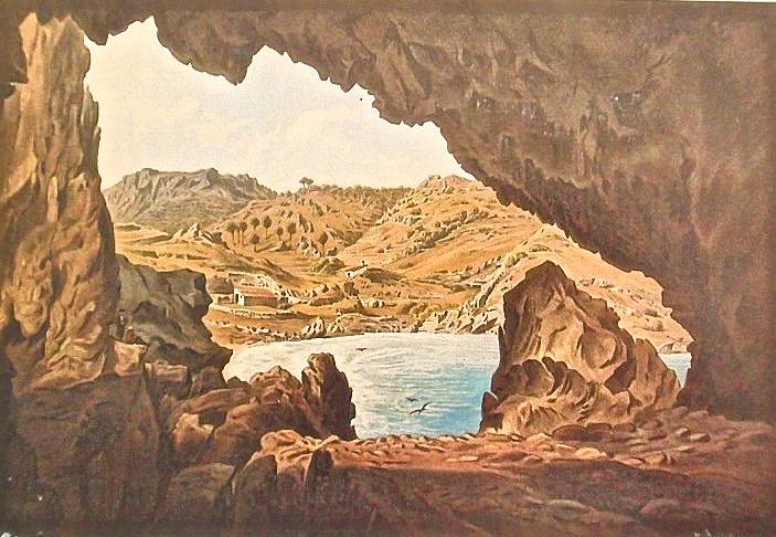 Cala de Deià (Die Balearen)