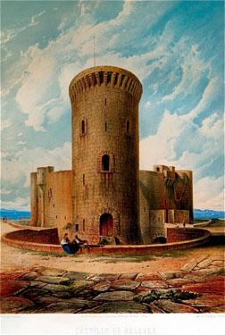 Die Balearen - Castillo de Bellver