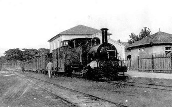 Tren en Manacor