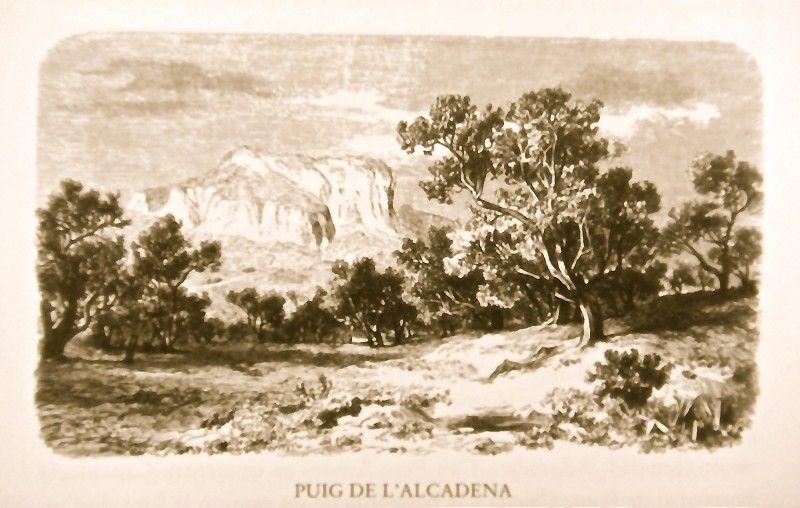 Puig de Alcadena