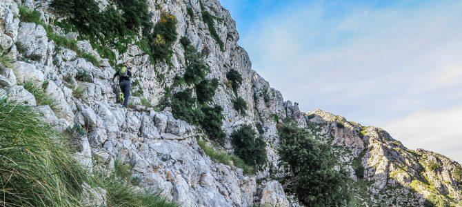 Canal des Marge y Pas d'Escorca (Puig Galileu)