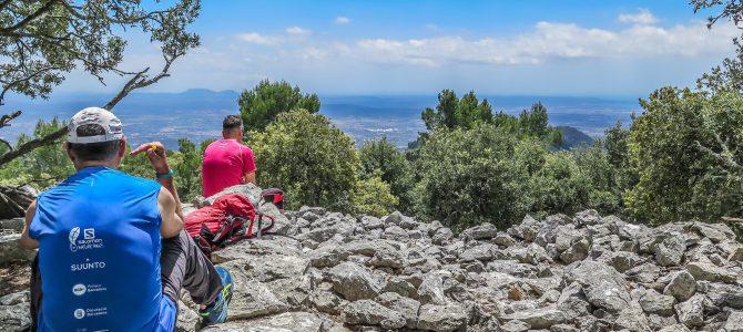 Puig de Ca'n Llenderina y Talaia de Cals Reis