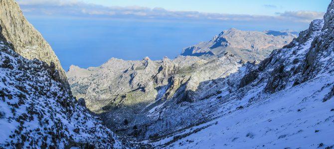 Coma Fosca, Coma de n'Arbona y Camí dels Cingles (Nevado)