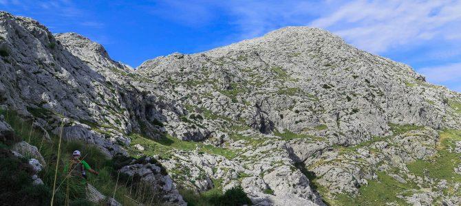 Puig Roig (desde el Coll des Ases)