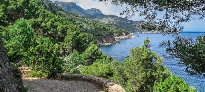 Camí de Castelló, Cala Alconàsser i Camí des Pintors