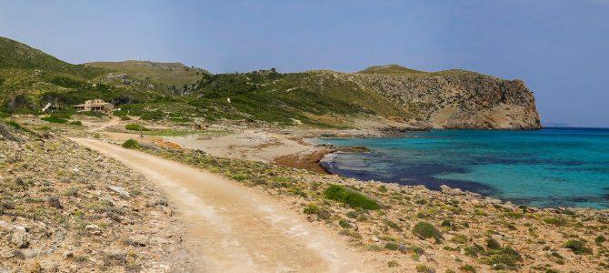 Parc Natural Llevant : Alqueria Vella, Arenalet, Camí Mondoi, Camí dels Presos