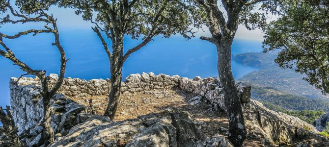 Miradores al Norte de Valldemossa