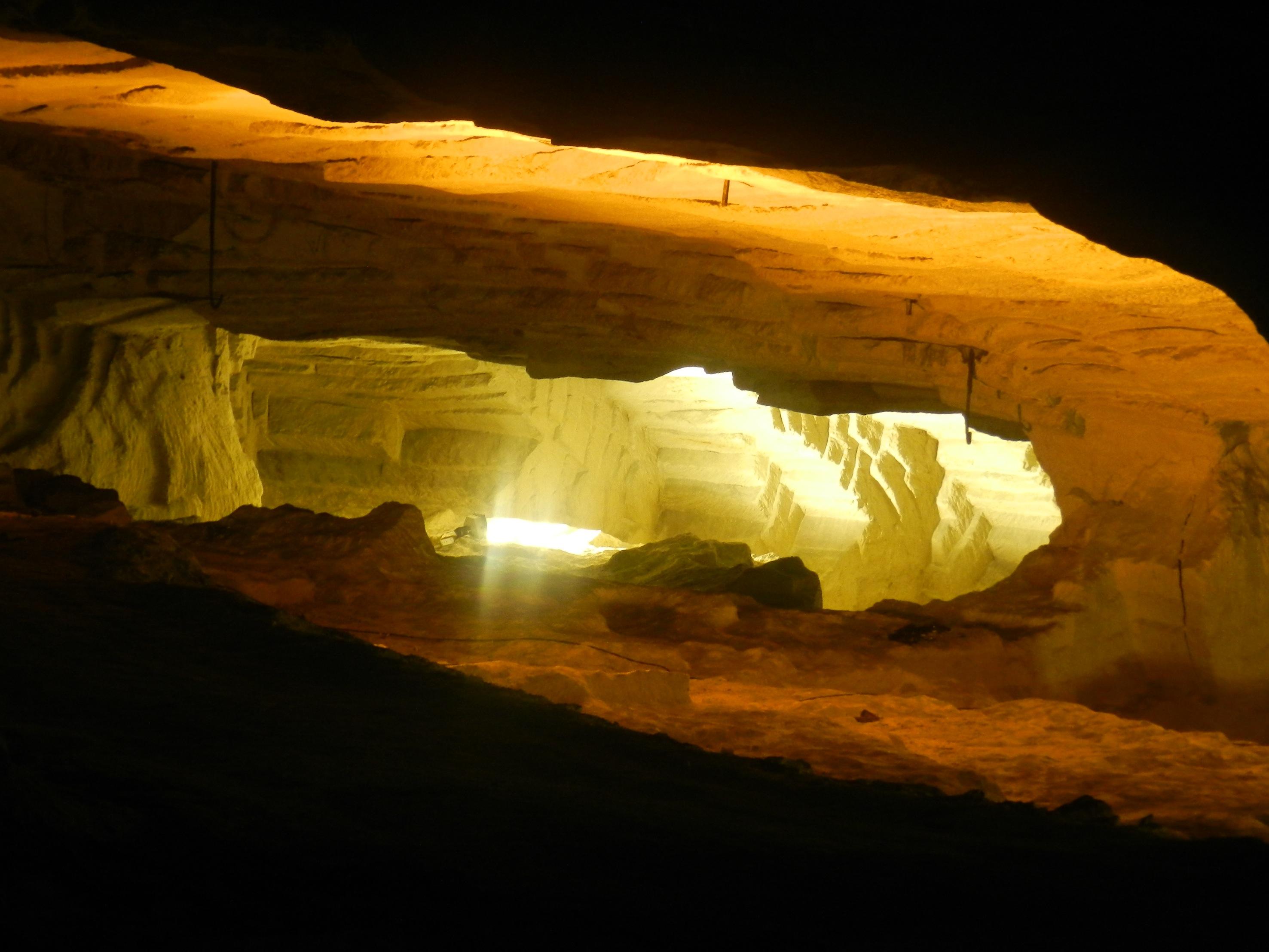 Las cuevas de Bellver