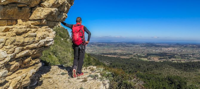 Vuelta al Puig de Randa y Pas de sa Geneta