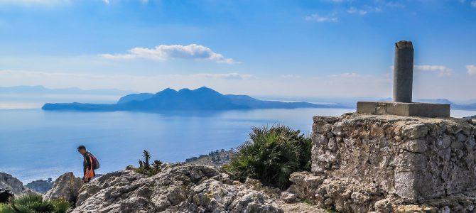 Vuelta Formentor por el Fumat, Cala en Gossalba y Pla de ses Basses