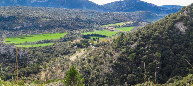 Vall de Cúber por Solleric y Coma-sema