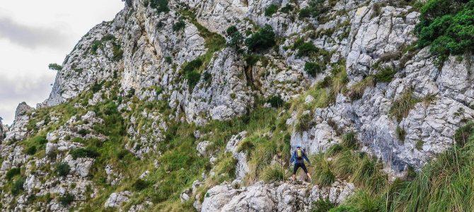 Pas del Diable (Camí Vell de Pollença, Fartàritx, El Ninot)