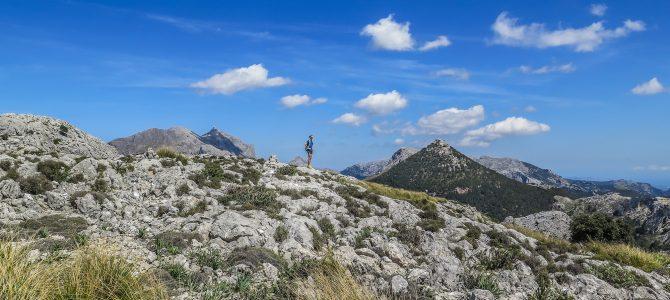 Vall de Sóller por el Camí dels Alous, Serra Alfàbia y Barranc Biniaraix