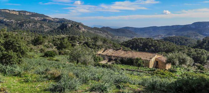 Vuelta al Puig Galatzó por Camí Vell d'Estellencs y Comellar de ses Someres